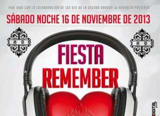 Fiesta Remember 1800 Herencia
