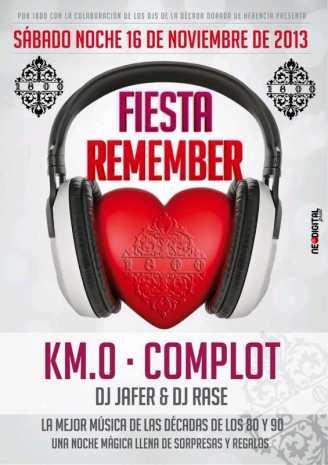 Fiesta Remember 1800 Herencia 328x465 - Disco-Pub 1800 oganiza una fiesta Remember