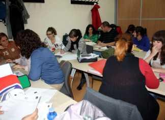 Curso de formación sociosanitario impartido en Herencia