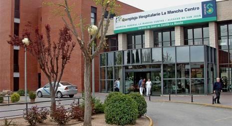 hospital mancha 465x253 - Los pacientes del Hospital Mancha Centro llenan las salas de los hospitales privados de Madrid
