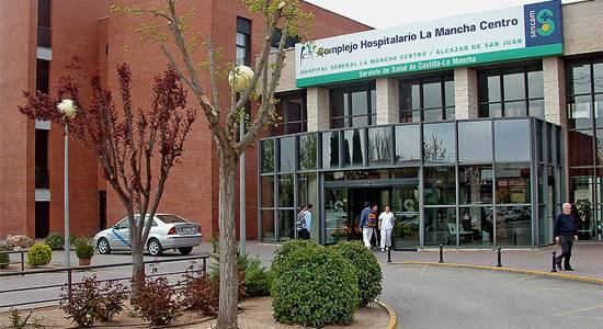 Herencia quiere conseguir material médico destinado al hospital Mancha Centro 7