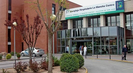 hospital mancha - Dos heridos en un accidente de tráfico en la CM-42 en Herencia