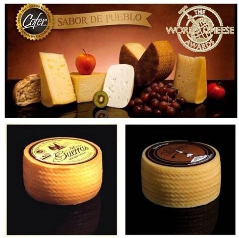 quesos Cofer Herencia - Nuevos premios internacionales para la Quesera Herenciana Cofer