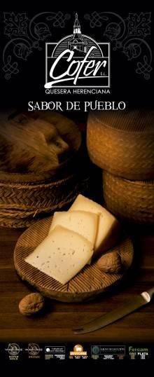 quesos cofer - Cofer estará presente en la Feria de Turismo Interior (Intur)