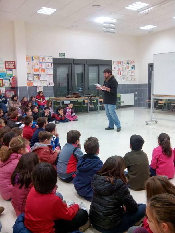 2013 12 03 CEIP CARRASCO ALCALDE  FILOSOFÍA PARA NIÑOS  Aprendemos a pensar3 - El CEIP Carrasco Alcalde enseña a pensar a través de la filosofía