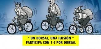 Bicicletas Locas y solidarias de Herencia