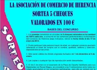 Cheques Navidad Asociación del Comercio