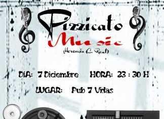 Concierto Pizzicato Music dia 7 dic 2013