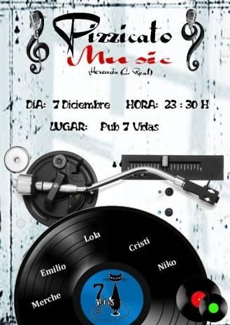 Concierto Pizzicato Music dia 7 dic 2013 329x465 - Nuevo concierto de la agrupación Pizzicato Music