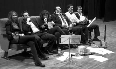 """Ensemble Dider Carcajadas A%C3%B1os 20 465x278 - """"Carcajadas años 20"""", este jueves en Herencia"""
