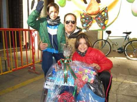 Ganadores del D%C3%ADa de las Bicicletas Locas 465x348 - Musicales y bicicletas solidarias en Herencia
