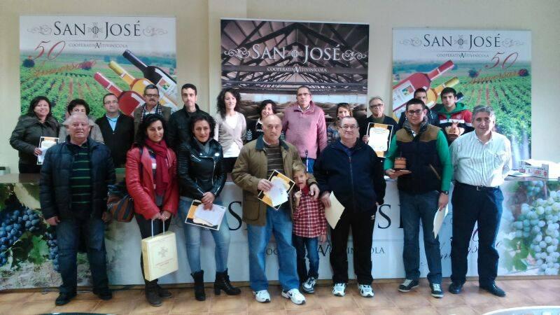 I certamen de Vinos artenalaes y derivados de Herencia - Éxito en el I concurso de Vinos Artesanales de Herencia