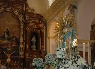 Imagen de la Inmaculada Concepción de Herencia