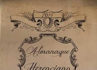 Almenaque herenciano 2014