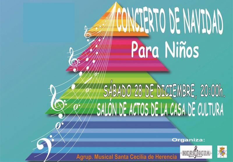 concierto para niños de la agrupación musical santa cecilia - Concierto de Navidad para niños