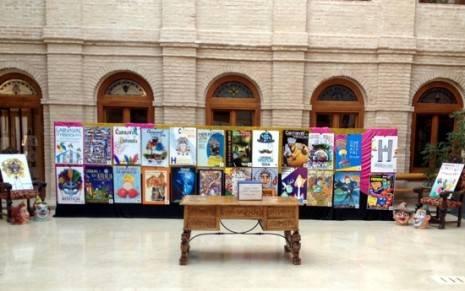 herencia expo carteles carnaval b en el patio Ayuntamiento para votacion popular G 465x291 - ¡Ahora es el momento!