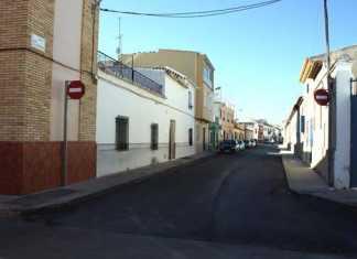 Arreglo de diferentes viales en Herencia
