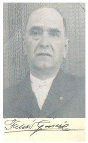 Alcalde F%C3%A9lix Garc%C3%ADa - El personal del Ayuntamiento de Herencia en 1940