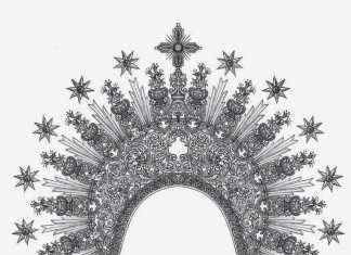 Diadema de la Soledad de San Bartolomé. Herencia Ciudad Real