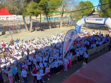 Herencia carrera solidaria de la paz ceip carrasco alcalde 465x348 - 370 euros recaudados por el colegio Carrasco Alcalde en favor de Save the Children