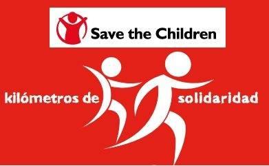 Kilómetros de Solidaridad Save the Children