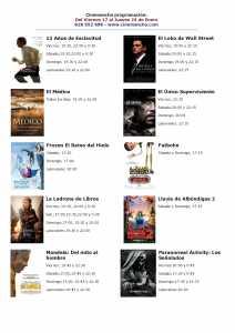 cartelera de multicines cinemancha del 17 al 23 de enero 212x300 - Programación Cinemancha del 17 al 23 de enero