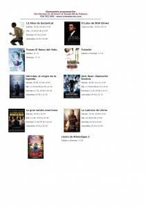 cartelera de multicines cinemancha del 31 de enero al 06 de febrero