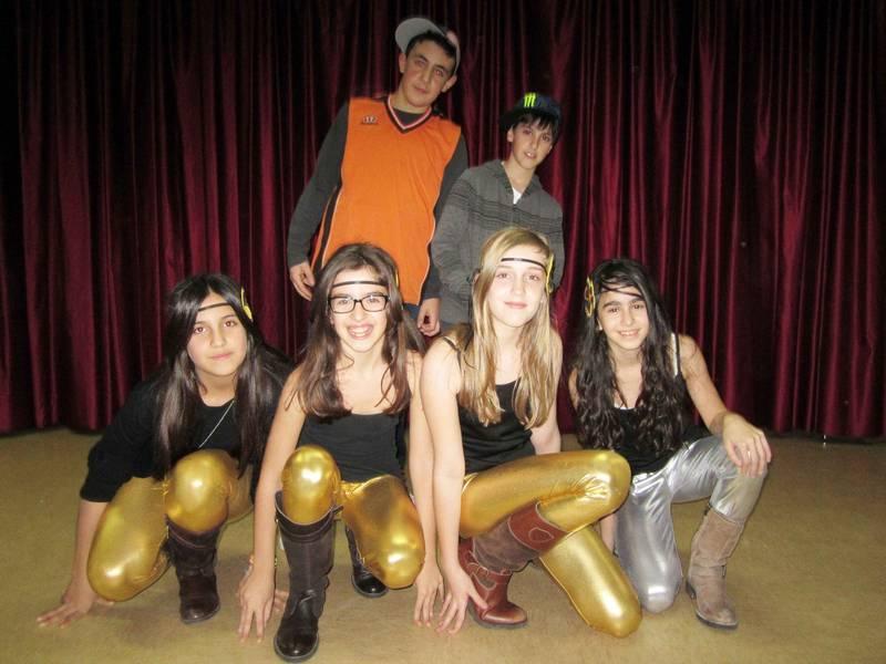 Entrega de premios concurso de videos coreograficos de Herencia