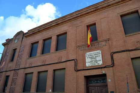 """Centro escolar """"La Zanja"""" de Herencia"""