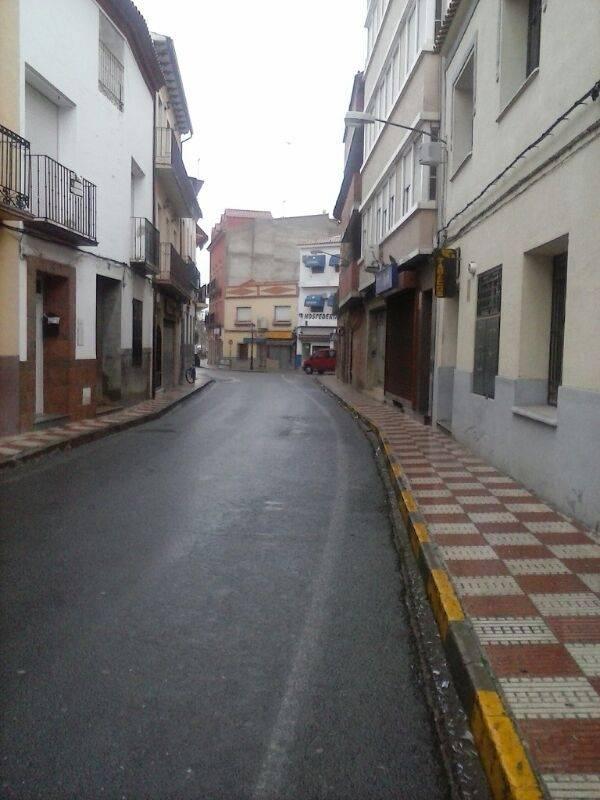 Los ciudadanos de Herencia notificaron más de 60 incidencias sobre la vía pública 1