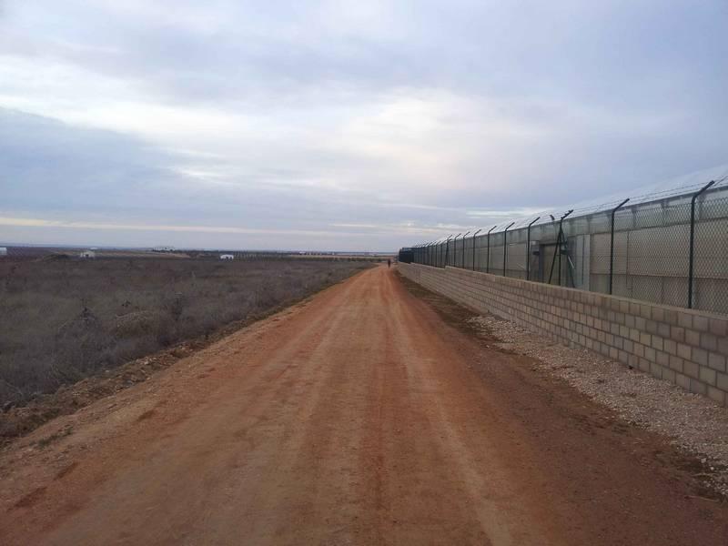 herencia camino arreglado - Arreglados 85 kilómetros de caminos de Herencia