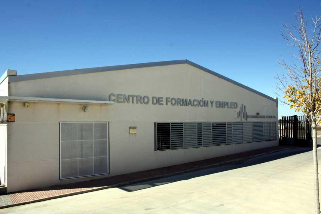 herencia centro empleo a 1068x713 - 900.000 euros para la formación de los empleados públicos de entidades locales