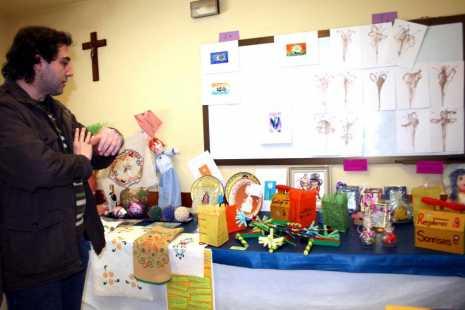 El mercedario Santiago Rodríguez-Palancas es el galardonado con el perlé de honor en el ámbito socio-cultural del carnaval de Herencia 2014
