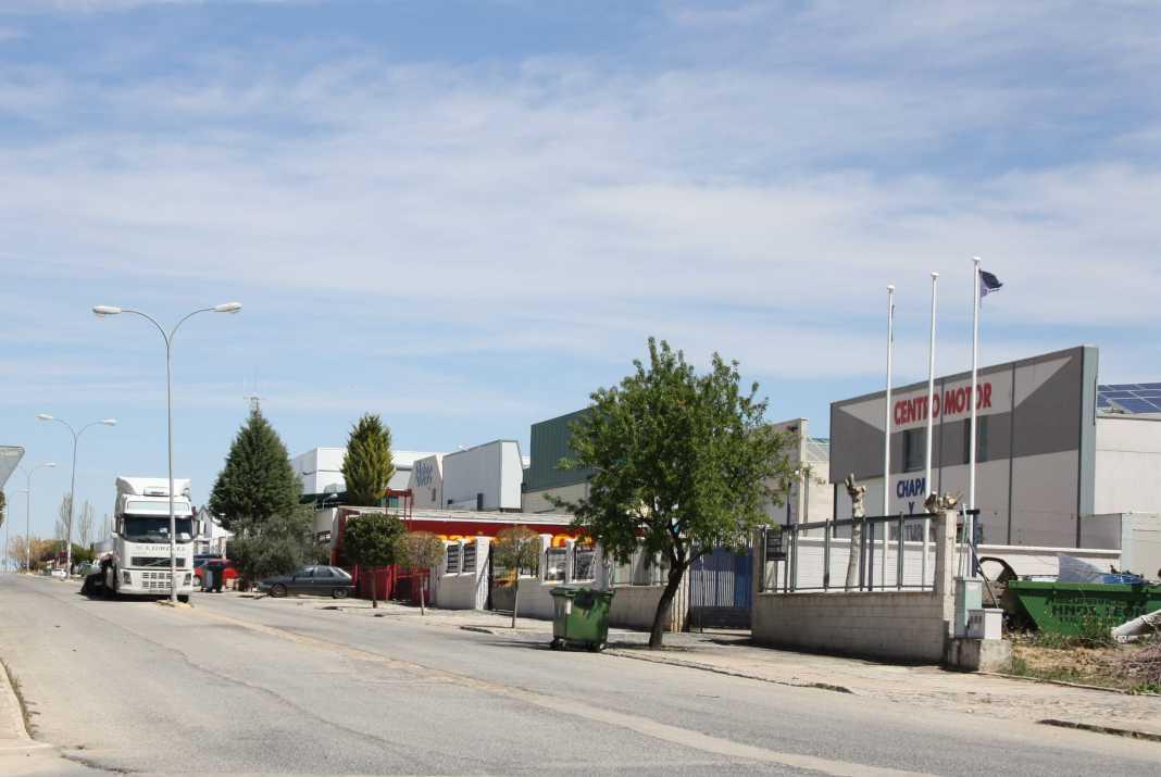 herencia poligono industrial aa 1068x715 - Todo preparado para celebrar una jornada de emprendimiento en Herencia