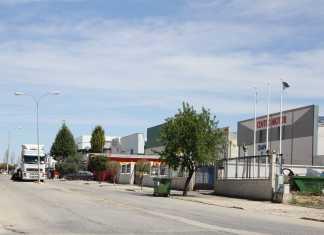 Polígono industrial de Herencia