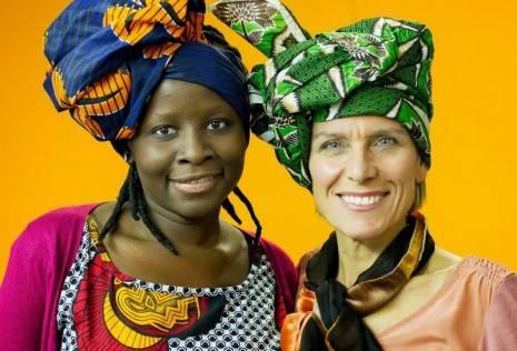 tocados por %C3%81frica 465x316 - Colores del mundo en Fitur 2014