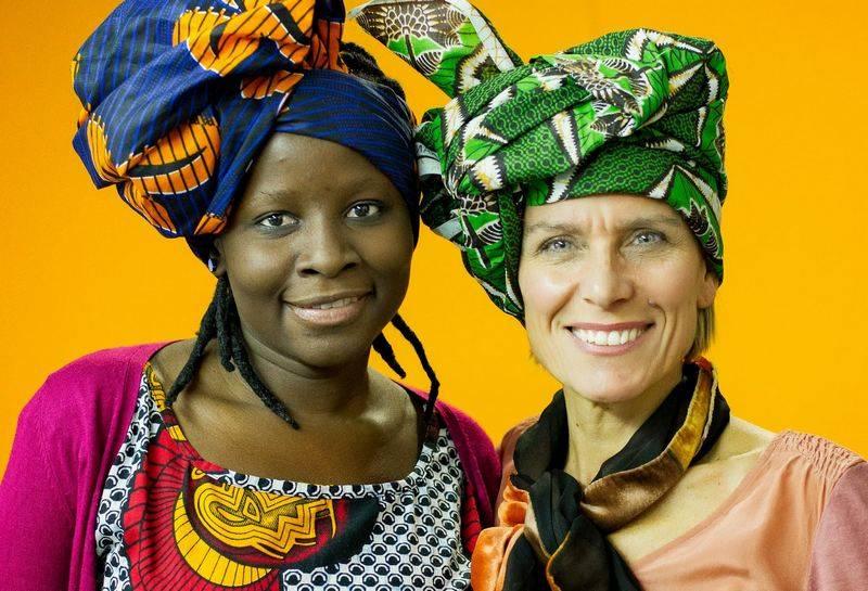 tocados por África - Colores del mundo en Fitur 2014