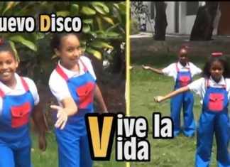 Corito Chichigua - nuevo disco Vive La Vida