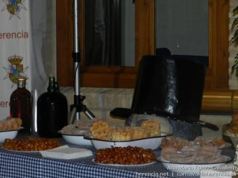 Gastronomía del Carnaval de Herencia