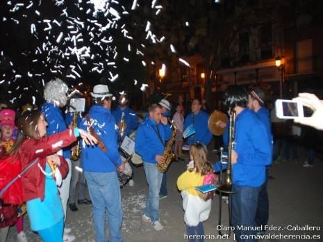 """DSC 0303 465x348 - El """"Viernes de Prisillas"""" Calienta los motores del Carnaval de Herencia"""