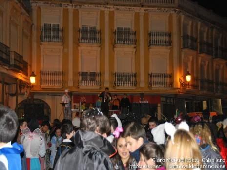 """DSC 0321 465x348 - El """"Viernes de Prisillas"""" Calienta los motores del Carnaval de Herencia"""
