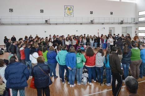 MAestros en pr%C3%A1cticas que viajan a los campamentos de refugiados saharauis 1 465x309 - Varias herencianas parten a los campamentos de refugiados saharauis para trabajar en los colegios