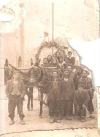 ac3b1o 1945 ofertorio del carnaval de herencia - Carnavaleando en la historia