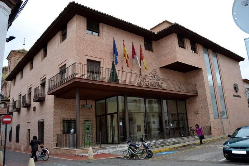 herencia ayuntamiento b - 7,2 millones de euros el presupuesto de 2019 para Herencia