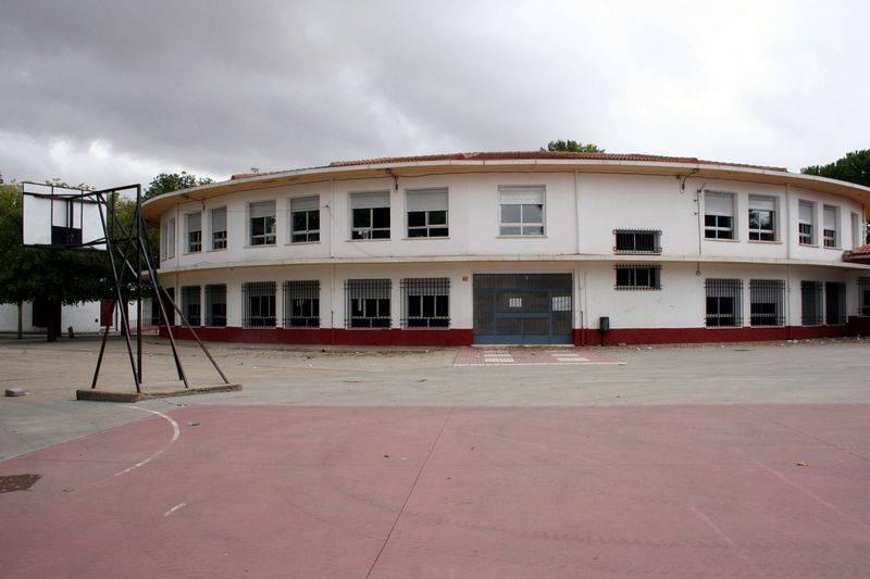 Colegio Carrasco Alcalde de Herencia