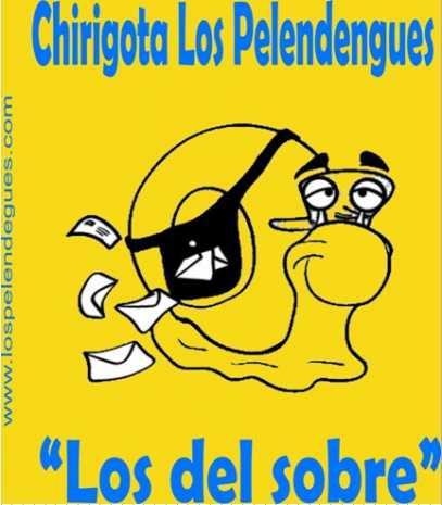 """Cartel de la presentación del """"tipo"""" de la chirigota """"Los Pelendengues"""" - Herencia 2014"""