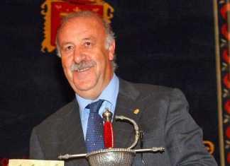 Vicente del Bosque recogerá el Perlé institucional del Carnaval de Herencia 2014
