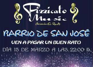 Herencia Cartel concierto Pizzicato Music en San José