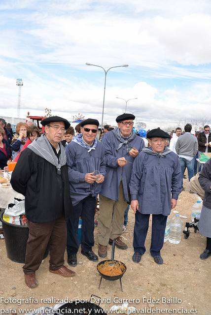 Concurso de gachas del Carnaval de Heencia 2014 - Fotogalería del Carnaval de Herencia 2014. XXXI Concurso de gachas viudas