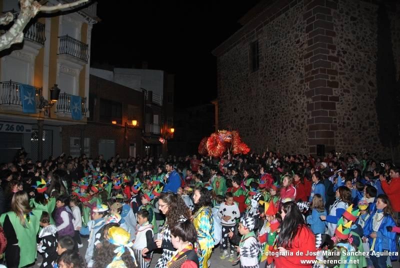 Encuentro scout provincial en Herencia - Fotogalería y vídeo del encuentro scout de San Jorge en Herencia